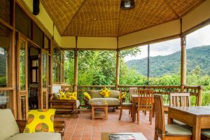 Ichumbi gorilla Lodge Rushaga