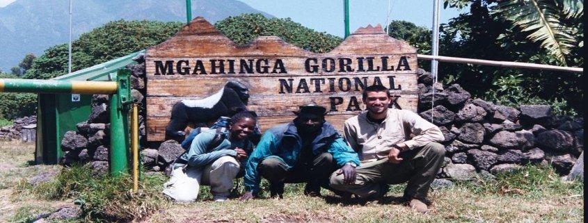 Mgahinga Gorilla National Park Uganda