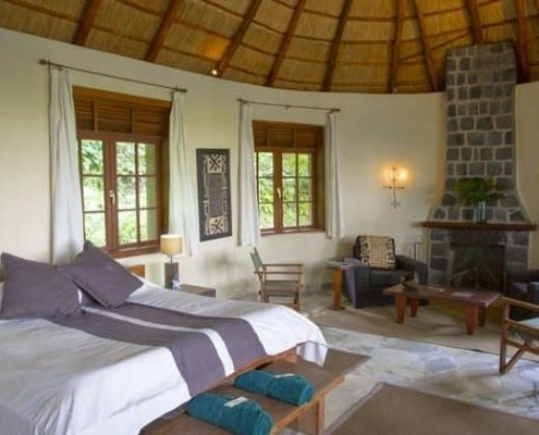 Mikeno Lodge congo